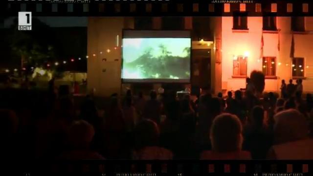 Пътуващото лятно кино с БНТ1 в Дългопол
