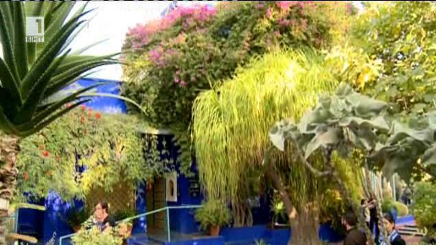 Градината на Мажорел