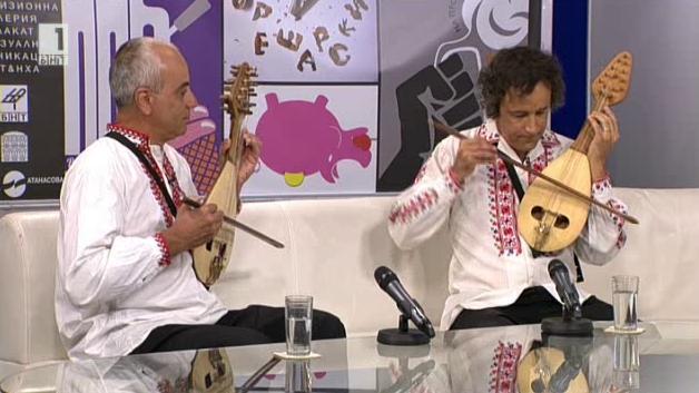 Мигел Фалкао - португалецът, който свири на гъдулка