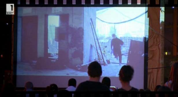 Пътуващото лятно кино на БНТ1 в Благоевград