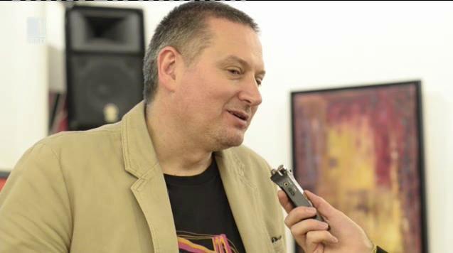 Георги Господинов предизвика фурор в Български културен институт Лондон