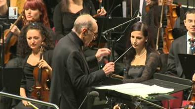 Концертът на Енио Мориконе в София