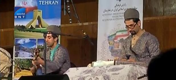 Персийска музика в Пловдив