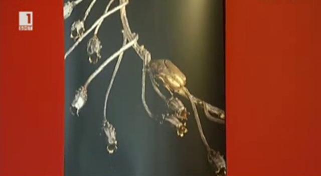 """""""Късчета време"""" в накитите на Анджело Красини"""