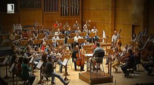 Концертмайсторите в зала България