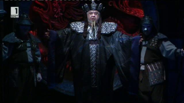 Софийска опера в Япония