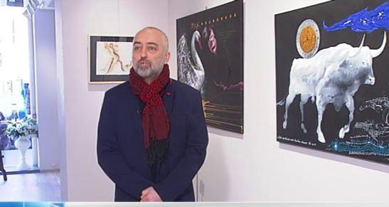 Изложба на художника Онник Каранфилян
