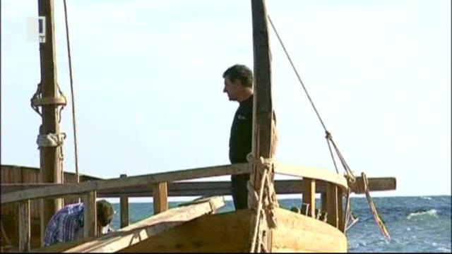 Пускат в открито море реконструиран боен кораб на цар Резос
