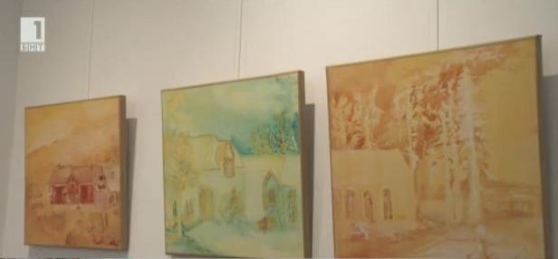 Изложба на Рада Цанкова в галерия Ракурси
