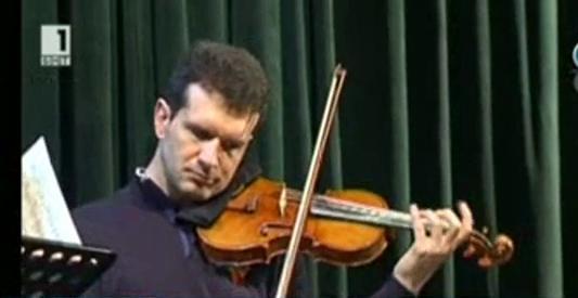 Светлин Русев с концерт на Мартенски музикални дни