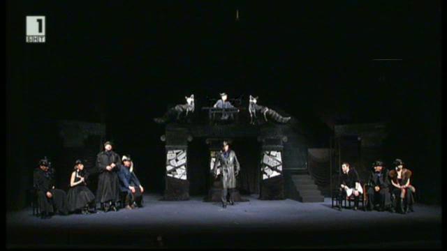 Премиера на Волпоне в Сатиричния театър