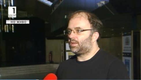 Хофманови разкази  в НДК