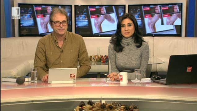 Малин Кръстев за новия си спектакъл в Денят започва с култура - 19.12.2014