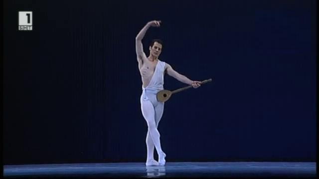 """Американски балет за България - 2014 TOM GOLD DANCE"""""""