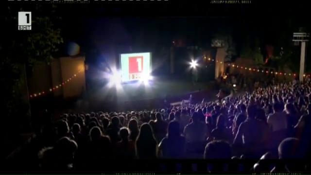 Пътуващото лятно кино в Сандански