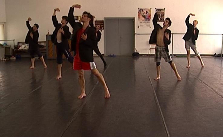 Кристиян Бакалов с хореографски проект в Русе