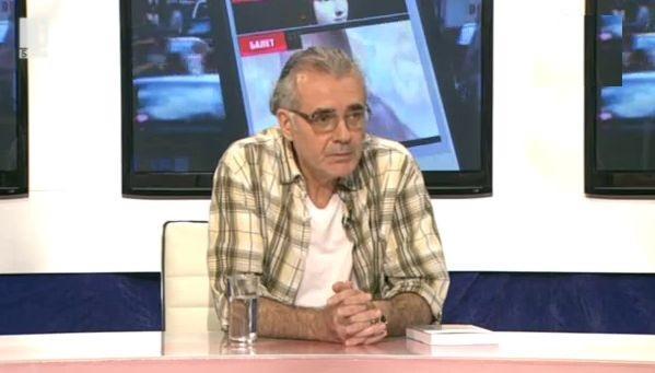 Ани Илков за сборника Похищението на България