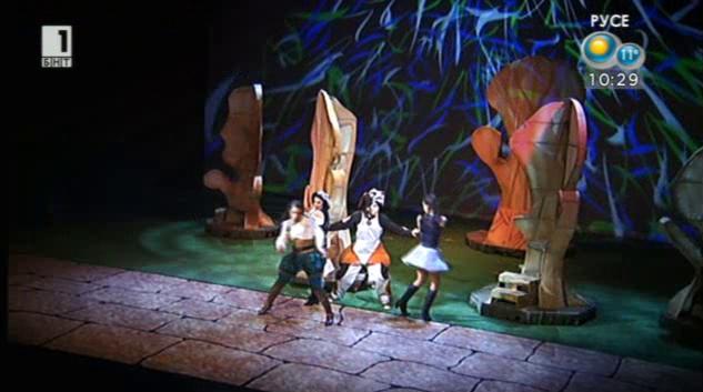 Премиера на Бременските музиканти в Националната опера