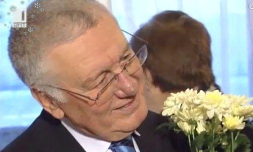 Режисьорът Никола Петков на 80 години