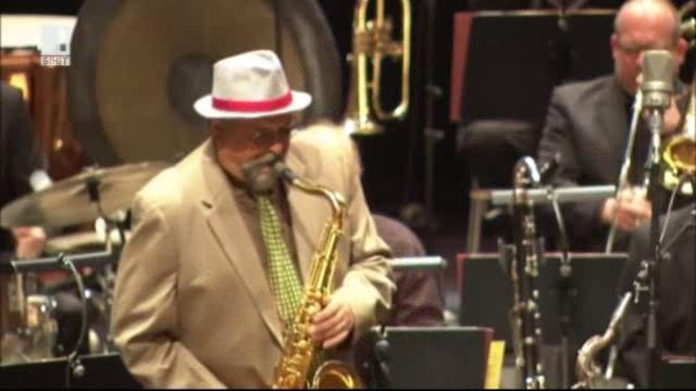 Концерт на Джо Ловано и Биг бенда на БНР