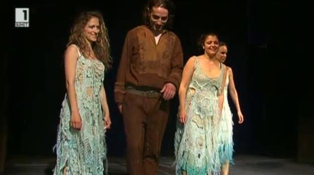 Мълчаливи предания в Кукления театър във Варна