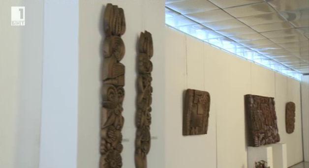Изложба дърворезба в памет на Христо Бараковски