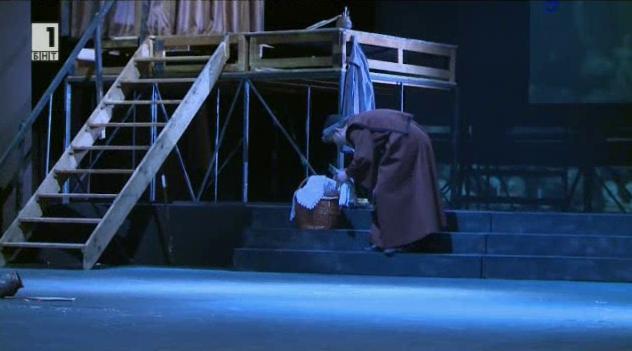 Премиера на Тоска в Старозагорската опера