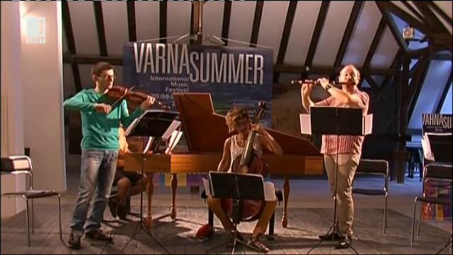 Изкуството на Барока и Ренесанса във Варненско лято