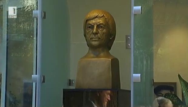 Бюст-паметник на Ласло Наги в София