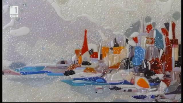 Картини от стъкло на Иван Ламбров