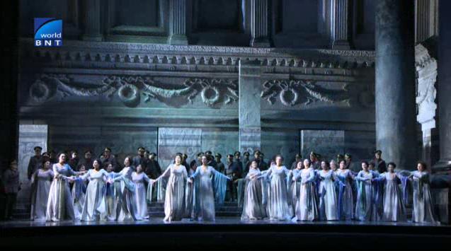 Премиера на Норма в Софийската опера и балет