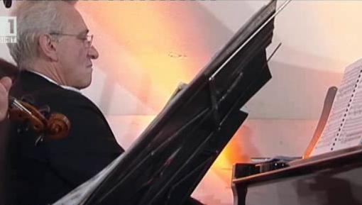 Проф. Виктор Чучков на 70 години