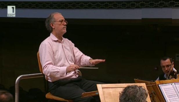 Амори Дьо Клозел дирижира Софийската филхармония