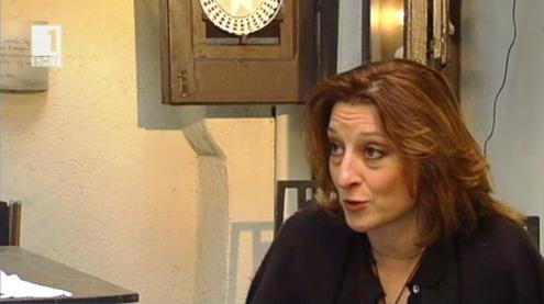 Танго пианистката Мария Мартинова