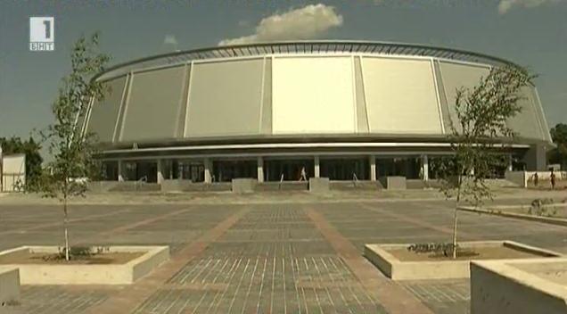 Булстрад Арена в Русе - средище за културата и спорта
