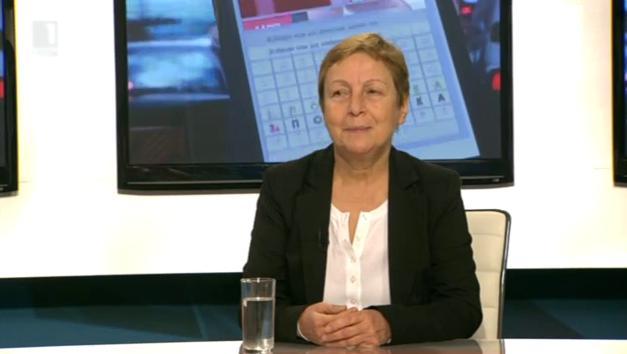 Маргарита Младенова за спектакъла Самолетът закъснява