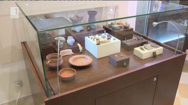 Зимна приказва в музея през ваканцията