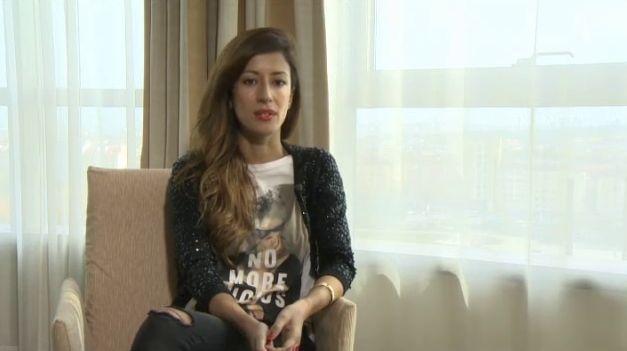 Певицата Ана Моура в България