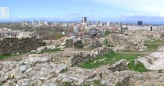 Проектът за реставрация на Небет тепе в Пловдив