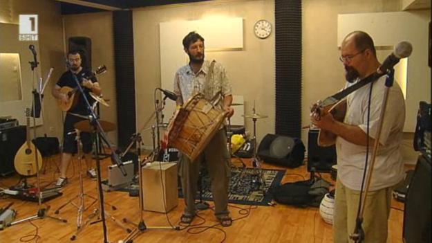 Колекция музикални инструменти