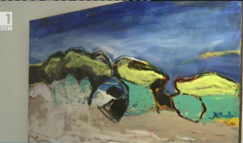 Изложба на Нина Русева