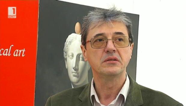 Малки портрети: Антоний Тодоров