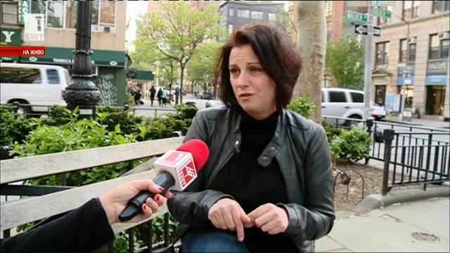 Жана Караиванова – независима в Ню Йорк