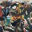 снимка 1 Едмонд Демирджиян – портрет на художника като барабанист