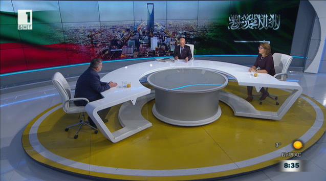 Историческа визита на Борисов в Саудитска Арабия