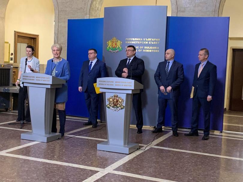 UK and Bulgaria investigate possible link between Skripal, Gebrev poisonings