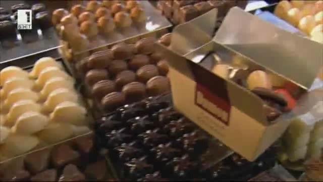 Вертикалните ферми и белгийският шоколад