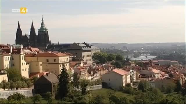 Европейски маршрути: Златна Прага