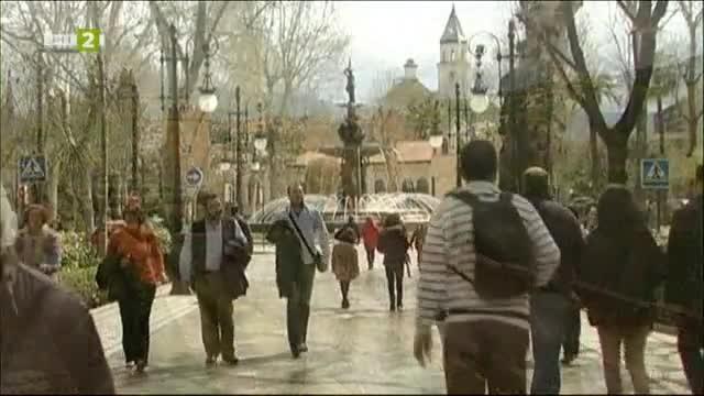 Европейски маршрути: Дворецът Алхамбра - бисерът на Гранада