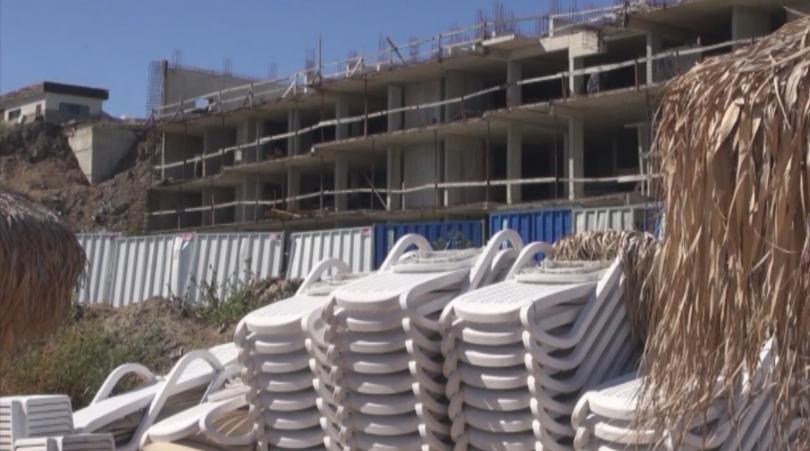 За контрола на строителството по морето